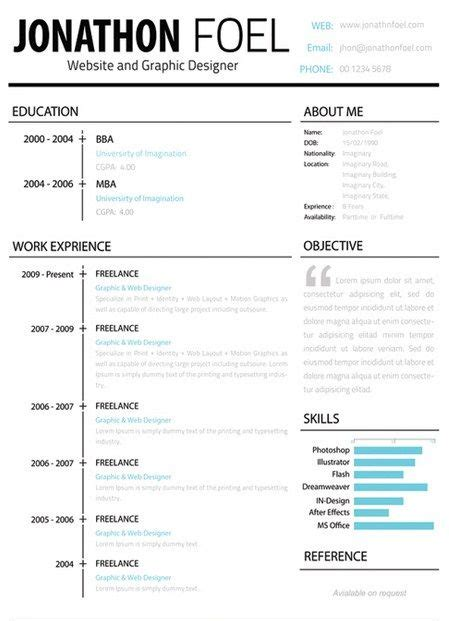 free resume templates for mac pages simple resume