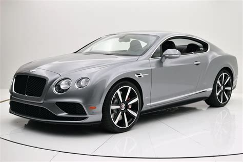 2018 Bentley Continental Gt V8 S Coupe