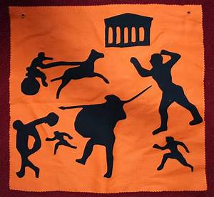 creating and educating ancient olympics