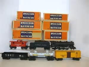 Vintage Lionel Train Set Value
