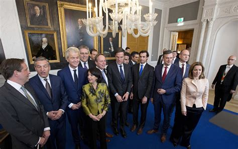 Dutch Coalition Talks Collapse Over Immigration Deal