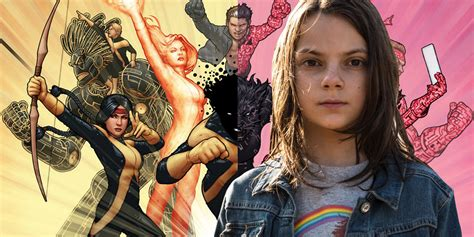X New by X 23 Unlikely To Join New Screen Rant