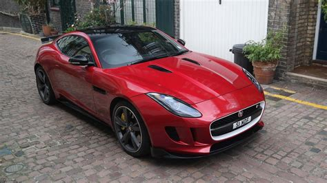 Jaguar Type R by Living With A Jaguar F Type R