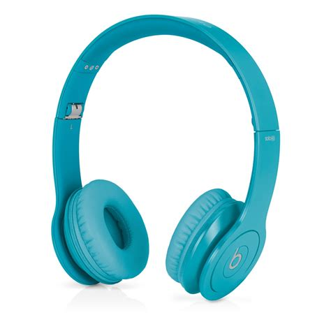 light blue beats beats hd drenched in light blue grecko