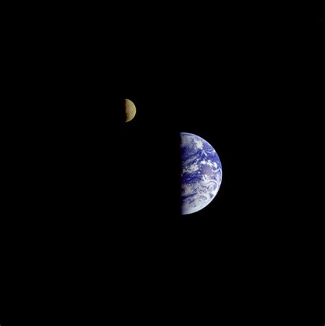 Picture Earth From Space Universe Today