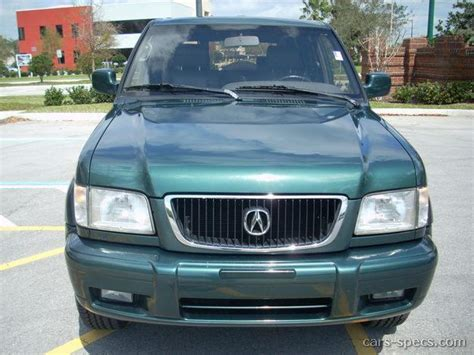 1997 Acura Slx by 1997 Acura Slx Suv Specifications Pictures Prices