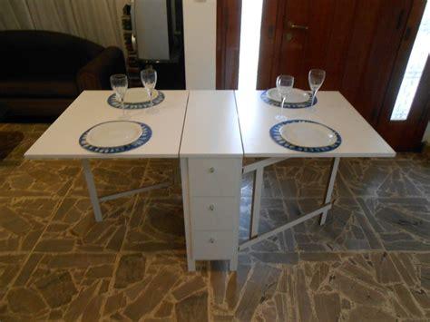 mesa plegable cocina comedor madera auxiliar melamin