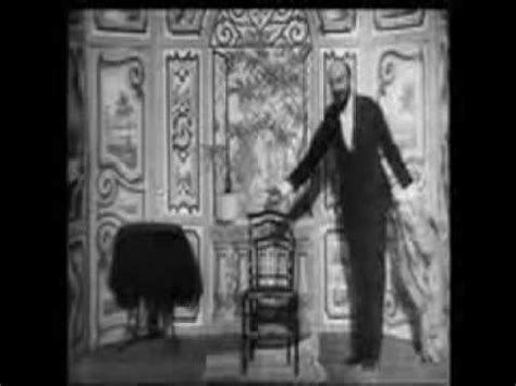 george melies inspiration georges melies the vanishing lady 1896 youtube