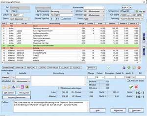 Rechnung über Die Verwaltung Des Vermögens : kfz werkstatt software werkstatt software autohaus software autohandel software ~ Themetempest.com Abrechnung