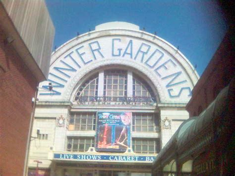 blackpool winter gardens  helga perry geograph britain