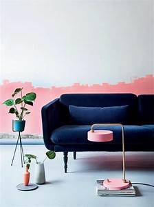 on met l39accent sur la couleur de peinture pour salon With tapis rouge avec bombe peinture pour canape cuir