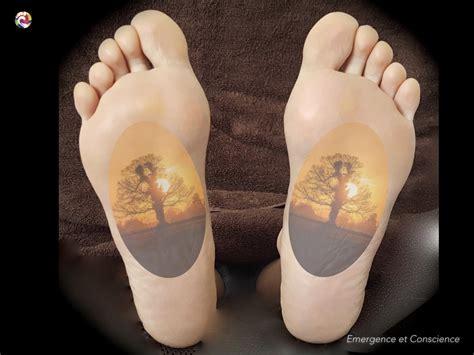 pied de le lecture psycho 233 motionnelle des pieds emergence conscience