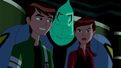 Ben 10 Alien Force Season 3 Episode 16 The Secret Of