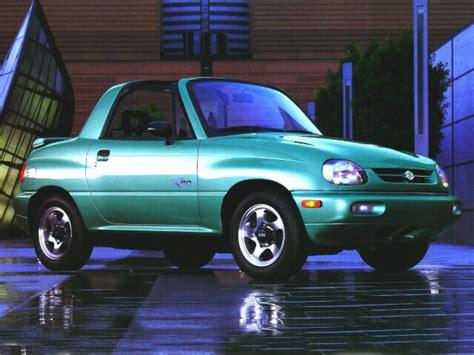 1997 Suzuki X-90 Overview
