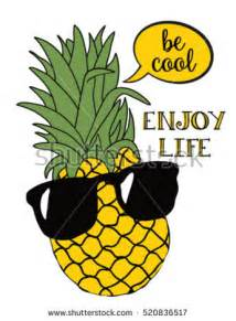 Cartoon Pineapple Clip Art