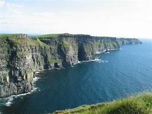 Cliffs Of Moher  U0026 The Burren