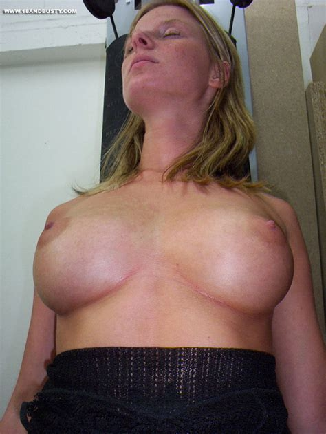 Blonde Teen Small Breasts
