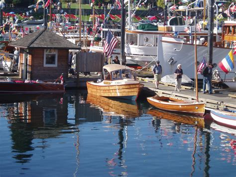 Wooden Boat Victoria by Victoria Wooden Boat Festival Photos