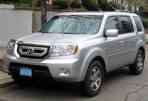 2009 Honda Pilot by 2009 Honda Pilot Ii Pictures Information And Specs