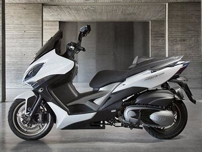 Kymco Xciting 400i Wallpapers by Kymco Xciting 400i 2014