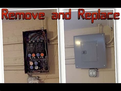 In Fuse Box by Remove And Replace An Fuse Box Do It Yourself How To