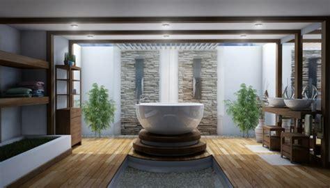 cuisine asiatique simple déco salle de bain