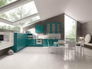 Holzdielen In Der Küche : 134 moderne k chen designs von colombini casa funktional und kreativ ~ Markanthonyermac.com Haus und Dekorationen