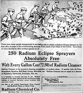 73 best images about Radium - atome - radioactivité on ...
