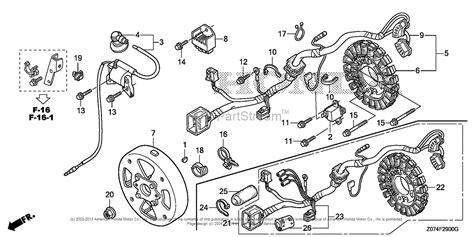 Honda Eu2000i Parts Diagram Ignition