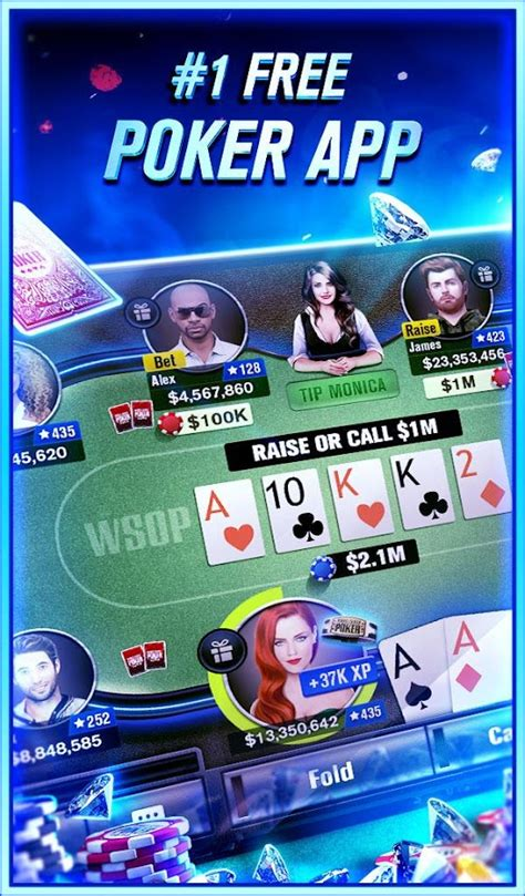 World Series Of Poker  Texas Hold'em Poker  Android Apps