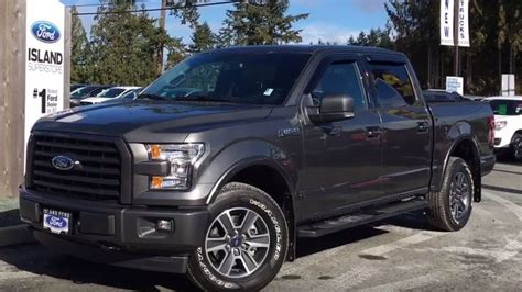 ford   xlt sport   supercrew review