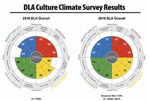 Culture/Climate Survey results show positive trend for DLA ...