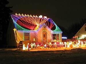 40, Outdoor, Christmas, Lights, Decorating, Ideas