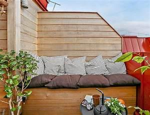 Windschutz Aus Holz : windschutz f r terrasse und balkon w hlen 20 ideen und tipps ~ Markanthonyermac.com Haus und Dekorationen