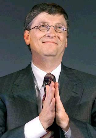 Bill Gates - Founder of Microsoft ~ Famous And Shine