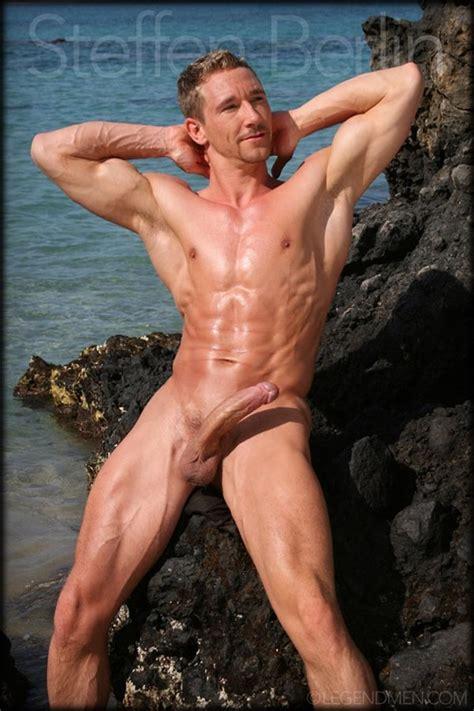 Steffen Berlin Gay Porn Star Pics Muscle Hunk Huge 10 Inch Dick