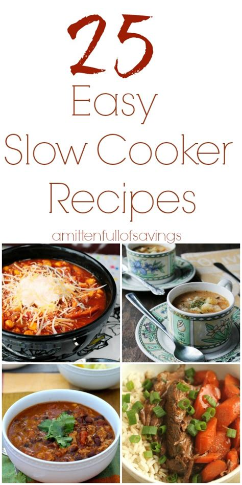 best simple cooker recipes top 28 easy slowcooker recipes top 28 easy cooker soup recipes easy slow cooker 5