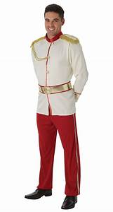Prince Charming Adult Fancy Dress Costume by Rubies 810942 ...