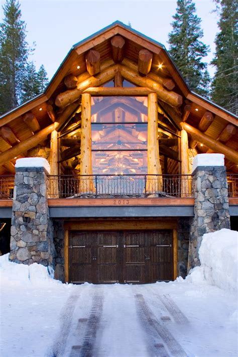 log cabin home edgewood custom log homes style estate