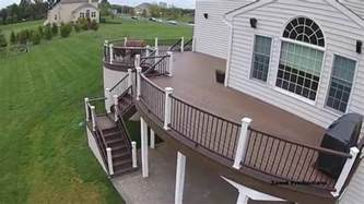 Patio Or Decking by Curved Deck Designs Amazing Deck Designs Another Amazing