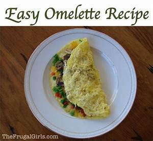 Die besten 25+ Omelette rezept Ideen auf Pinterest