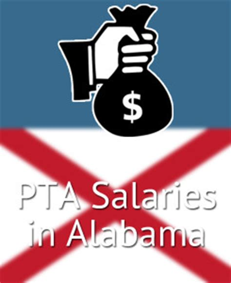 Pta Assistant Salary by Physical Therapy Assistant Salary In Alabama Al
