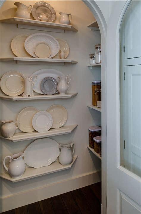 stylish china  platter shelves   appointed house design fashion  lifestyle blog