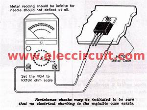 Simple Inverter Circuit Diagram Projects
