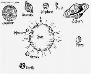 Solar system black and white clipart clipartfest 2 - Clipartix