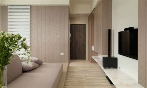 Small Living Streamlined Studio Apartment by Small Living Streamlined Studio Apartment Home