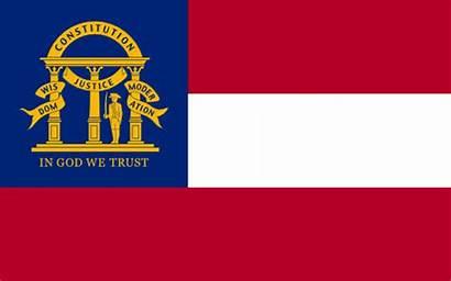 Georgia Atlanta Ga States Flag State Jobs
