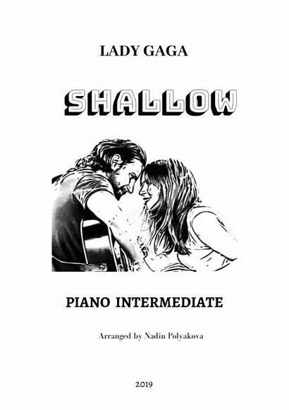 Piano Shallow Intermediate Advanced Solo Sheet Musicsheets