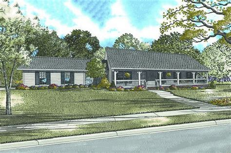 ranch style house plan  beds  baths  sqft plan   country style house plans