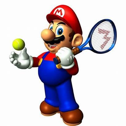 Mario Tennis Artwork Smash 64 Nintendo Ball